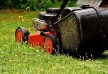 czy można kosić mokrą trawę