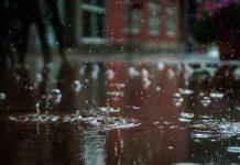 regulator przepływu wody deszczowej